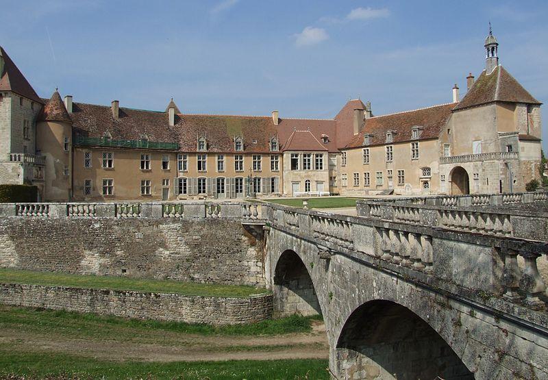 Photo du Monument Historique Château situé à Epoisses