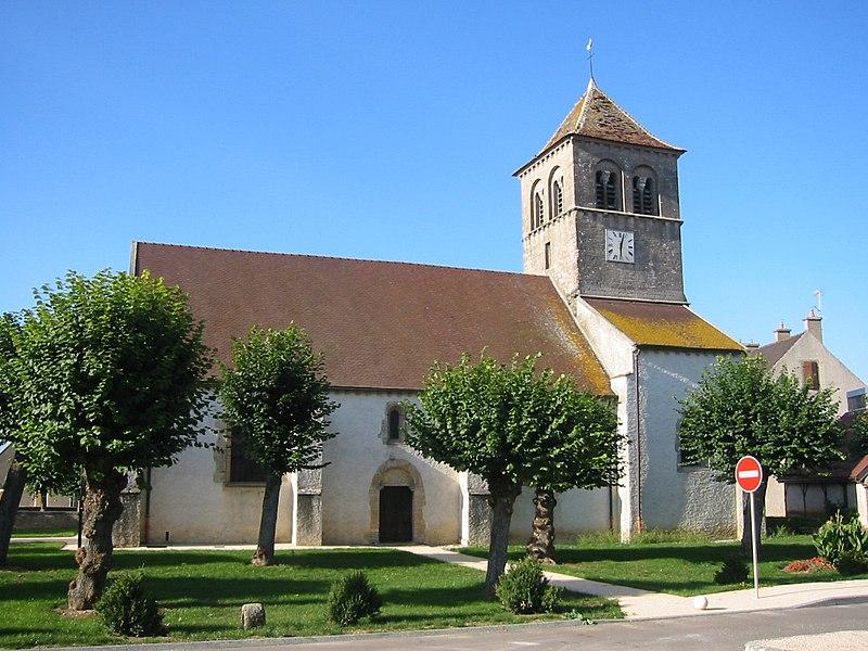 Photo du Monument Historique Eglise situé à Fénay
