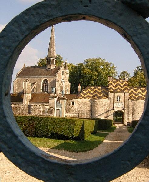 Photo du Monument Historique Château de Grancey situé à Grancey-le-Château-Neuvelle