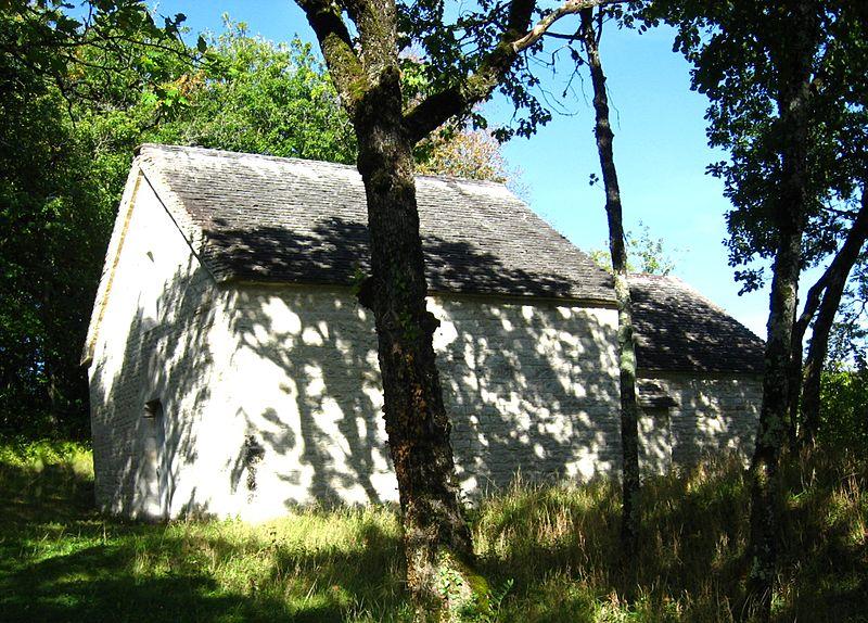 Photo du Monument Historique Chapelle Saint-Louis situé à Lantenay