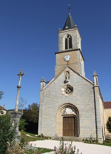 Photo du Monument Historique Croix situé à Mâlain