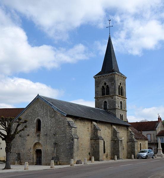 Photo du Monument Historique Eglise situé à Marmagne