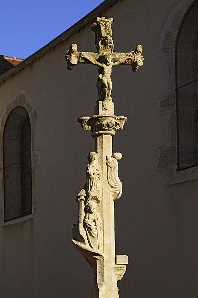 Photo du Monument Historique Croix situé à Massingy-lès-Vitteaux