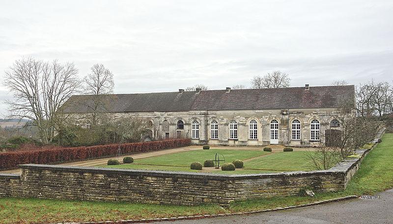 Photo du Monument Historique Abbaye bénédictine situé à Molesme