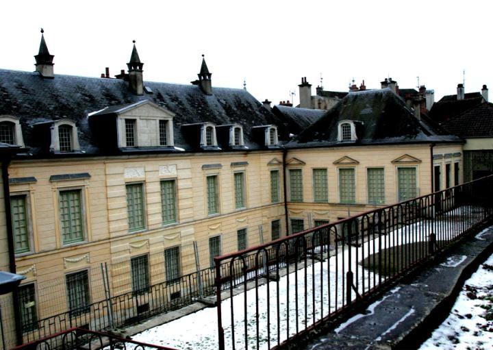 Photo du Monument Historique Hôtel de Buffon situé à Montbard