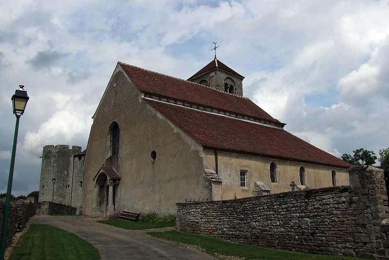 Photo du Monument Historique Eglise situé à Mont-Saint-Jean