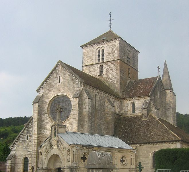 Photo du Monument Historique Eglise Saint-Symphorien situé à Nuits-Saint-Georges
