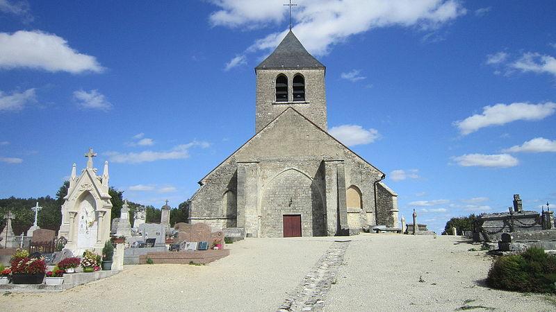 Photo du Monument Historique Eglise situé à Poinçon-lès-Larrey