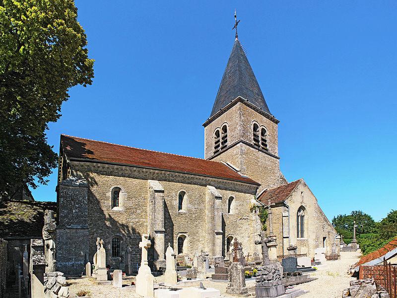 Photo du Monument Historique Eglise situé à Poiseul-la-Ville-et-Laperrière