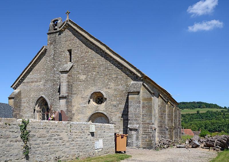 Photo du Monument Historique Eglise ou chapelle Notre-Dame-Trouvée situé à Pouilly-en-Auxois