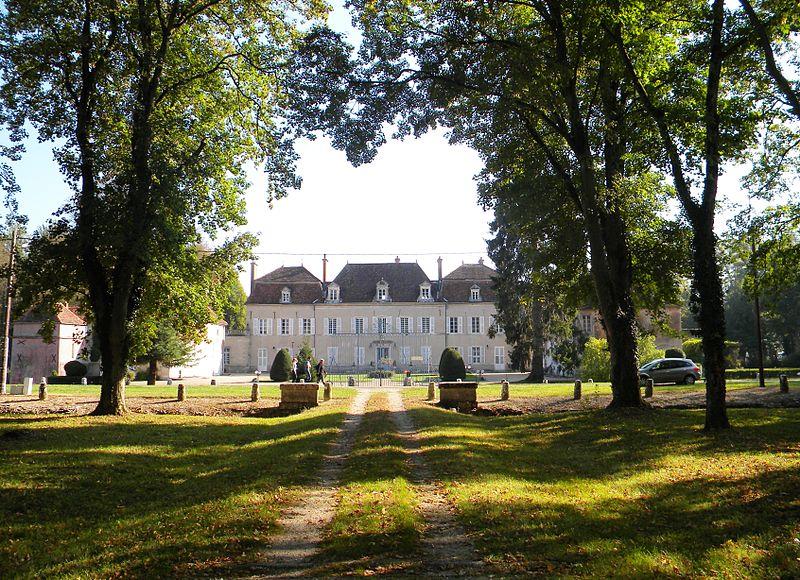 Photo du Monument Historique Château situé à Quincey