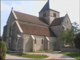 Photo du Monument Historique Eglise situé à Rouvres-en-Plaine