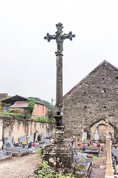 Photo du Monument Historique Croix situé à Sainte-Colombe