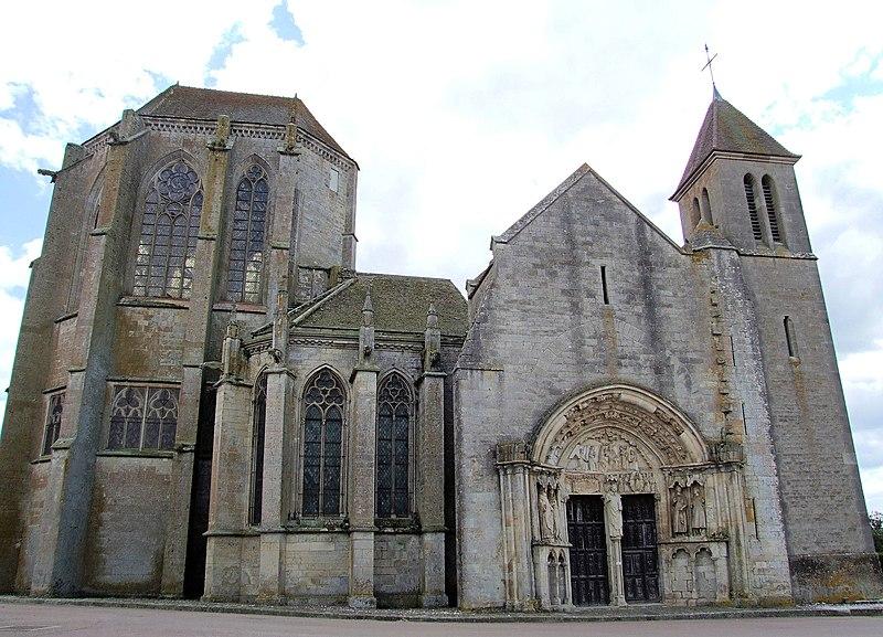 Photo du Monument Historique Eglise Saint-Thibault situé à Saint-Thibault