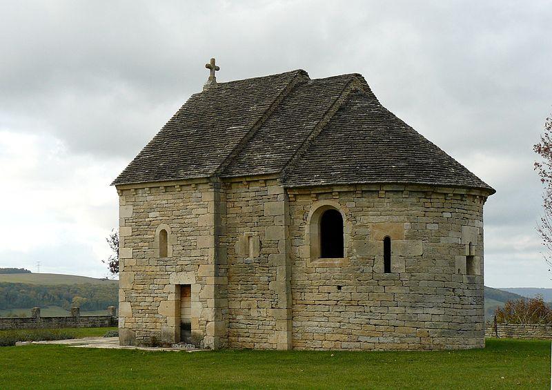 Photo du Monument Historique Château situé à Salmaise