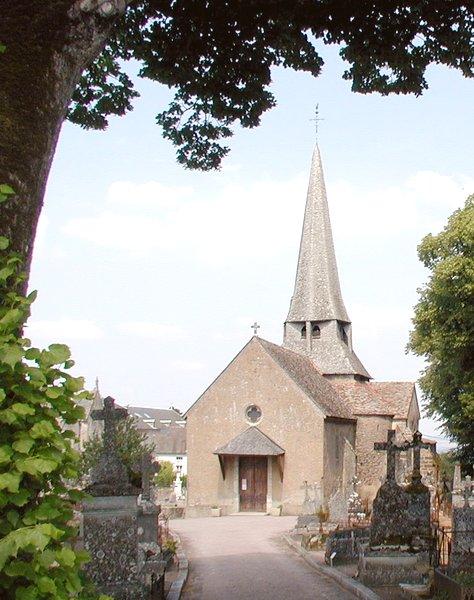 Photo du Monument Historique Eglise Saint-Saturnin situé à Saulieu