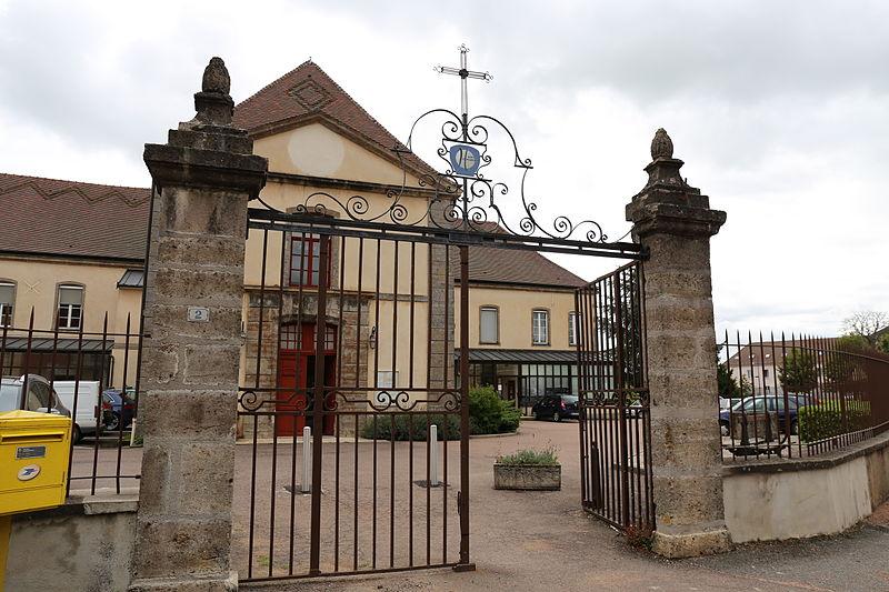 Photo du Monument Historique Hôpital-hospice situé à Saulieu