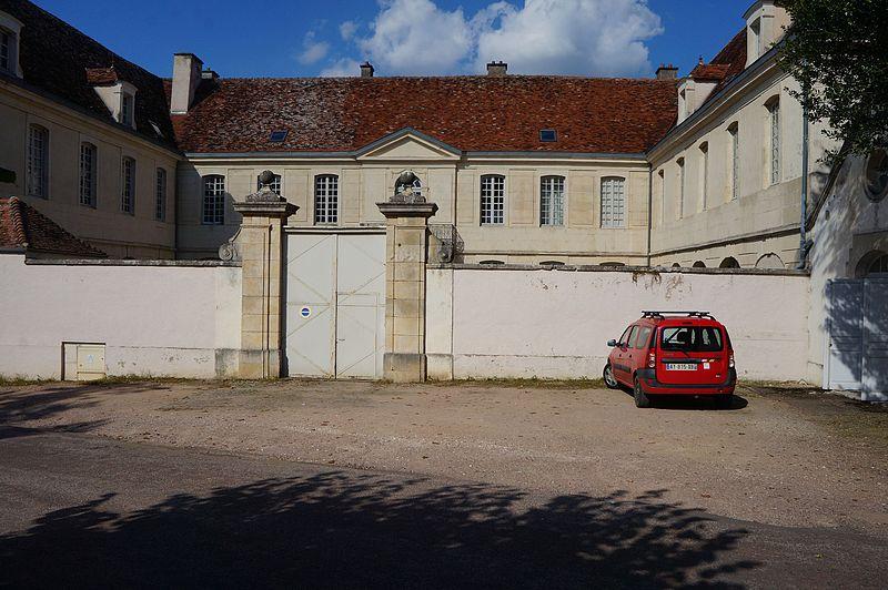 Photo du Monument Historique Hôtel de Chassey situé à Semur-en-Auxois
