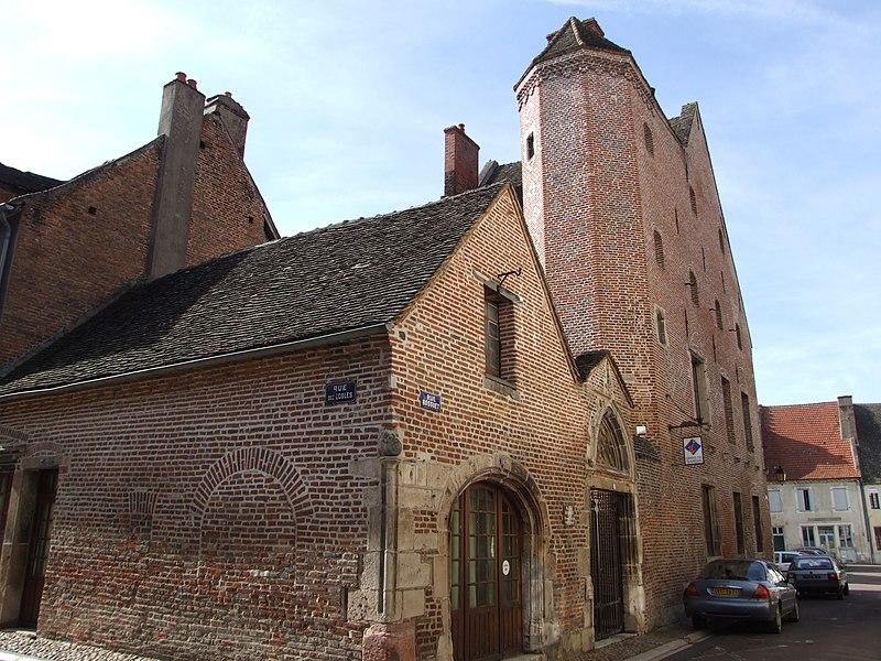Photo du Monument Historique Maison Bossuet situé à Seurre