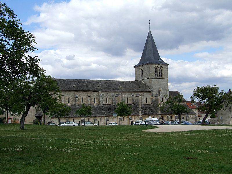 Photo du Monument Historique Eglise Notre-Dame situé à Talant