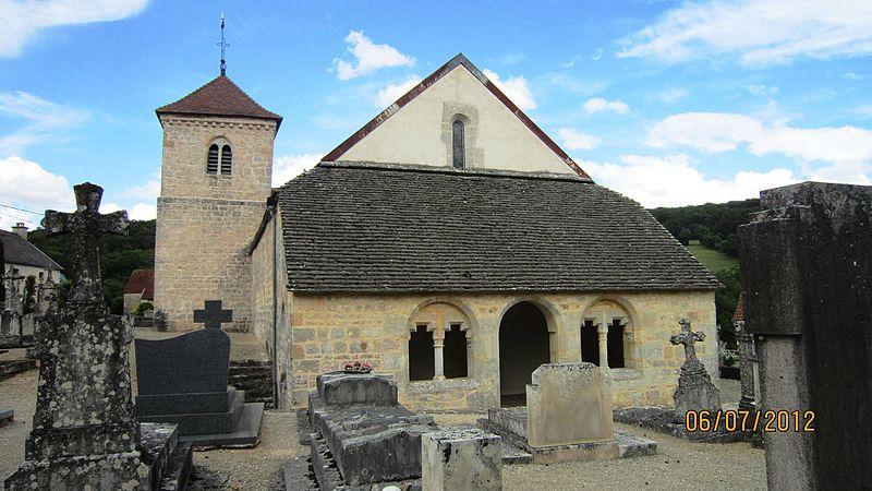 Photo du Monument Historique Eglise situé à Terrefondrée