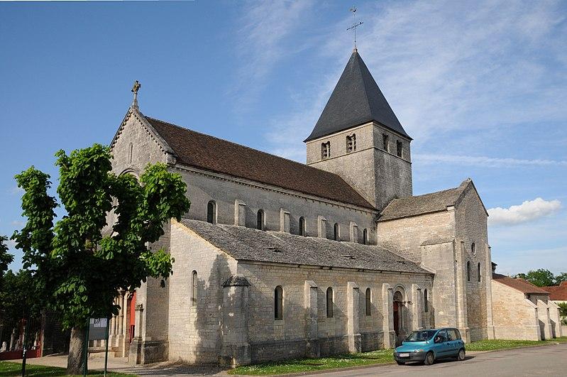 Photo du Monument Historique Eglise Saint-Florent situé à Til-Châtel