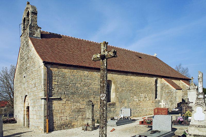 Photo du Monument Historique Chapelle dite du Presbytère situé à Villaines-en-Duesmois