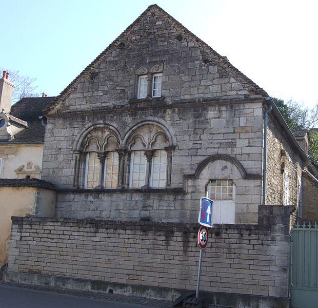 Photo du Monument Historique Immeuble dit Maison Bélime situé à Vitteaux