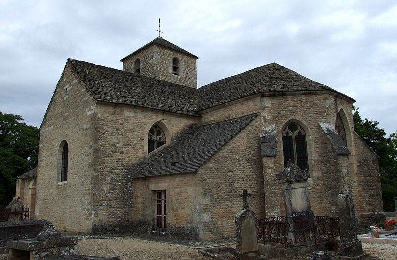 Photo du Monument Historique Eglise Saint-Marcel situé à Vix
