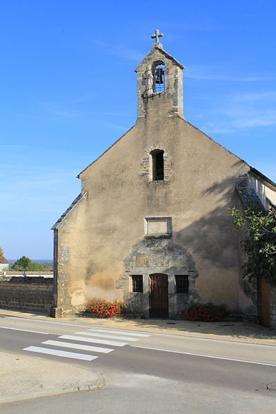 Photo du Monument Historique Cimetière situé à Volnay