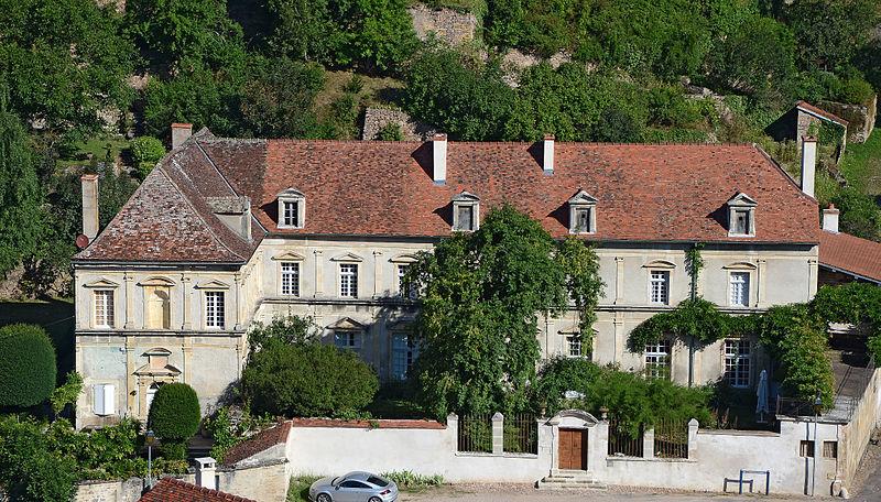 Photo du Monument Historique Couvent des Minimes situé à Semur-en-Auxois