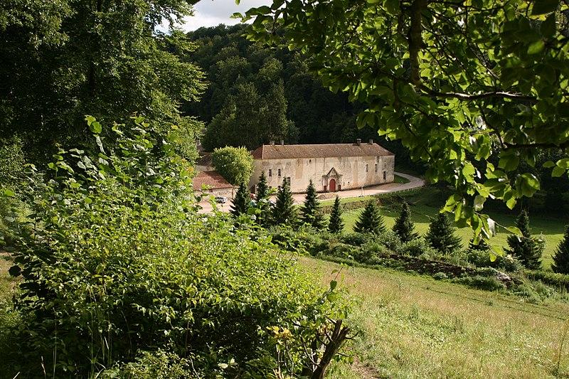 Photo du Monument Historique Abbaye du Val des Choux situé à Villiers-le-Duc