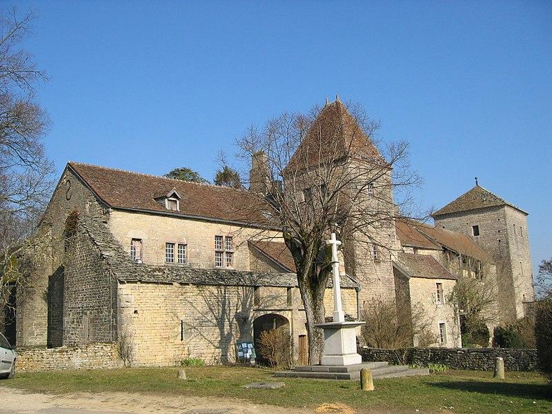 Photo du Monument Historique Château de Gevrey situé à Gevrey-Chambertin