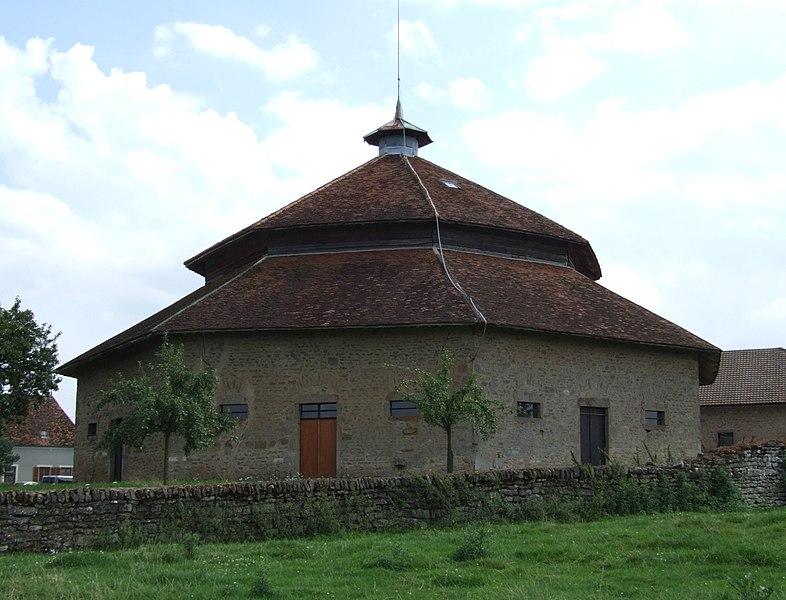 Photo du Monument Historique Manège du Brouillard situé à Vic-sous-Thil