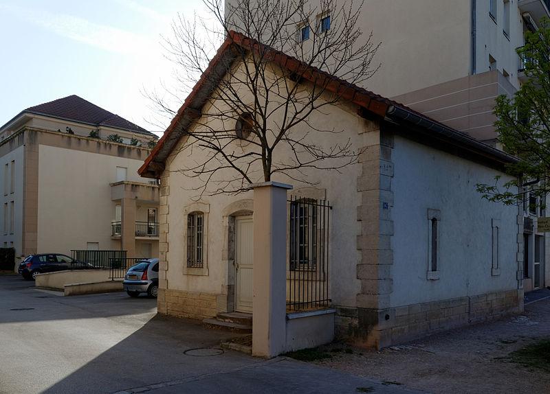 Photo du Monument Historique Ancienne poudrière situé à Dijon