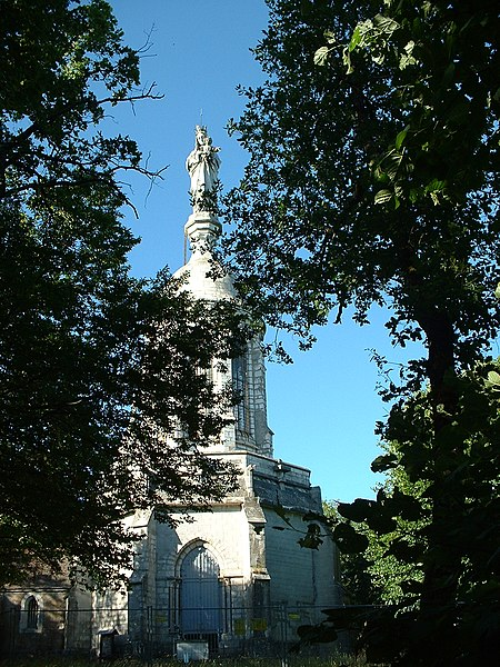 Photo du Monument Historique Chapelle Notre-Dame d'Etang situé à Velars-sur-Ouche