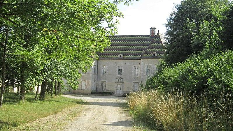 Photo du Monument Historique Château situé à Villiers-le-Duc