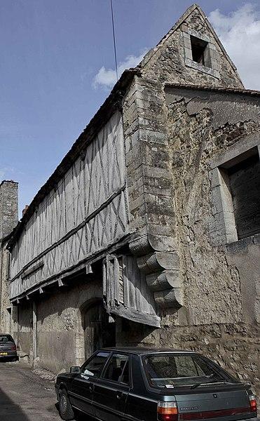 Photo du Monument Historique Hôtel Piget situé à Vitteaux