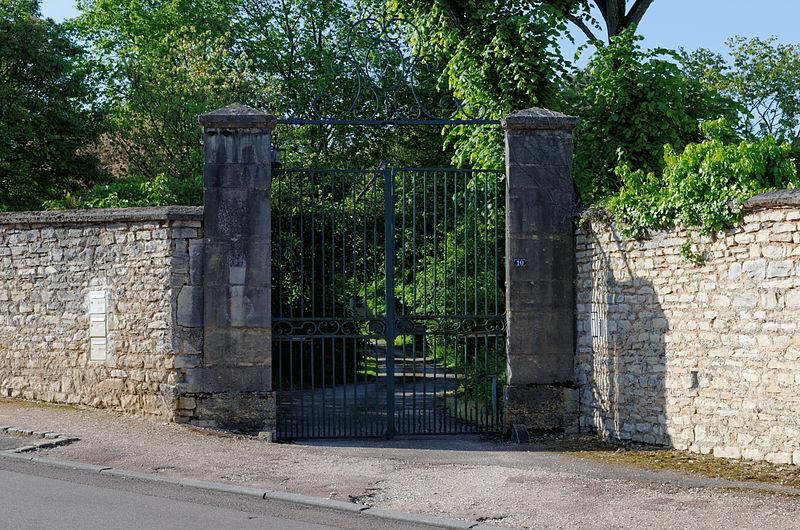Photo du Monument Historique Maison des Argentières situé à Dijon