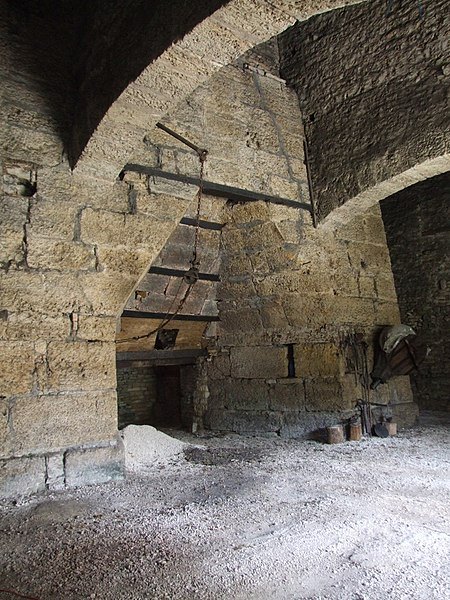 Photo du Monument Historique Ensemble industriel situé à Noiron-sur-Bèze