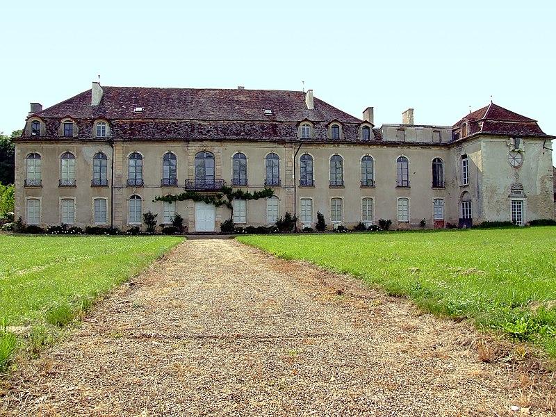 Photo du Monument Historique Château de Montculot situé à Urcy