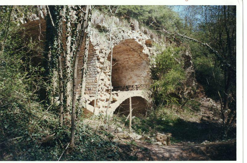 Photo du Monument Historique Fort d'Asnières situé à Norges-la-Ville