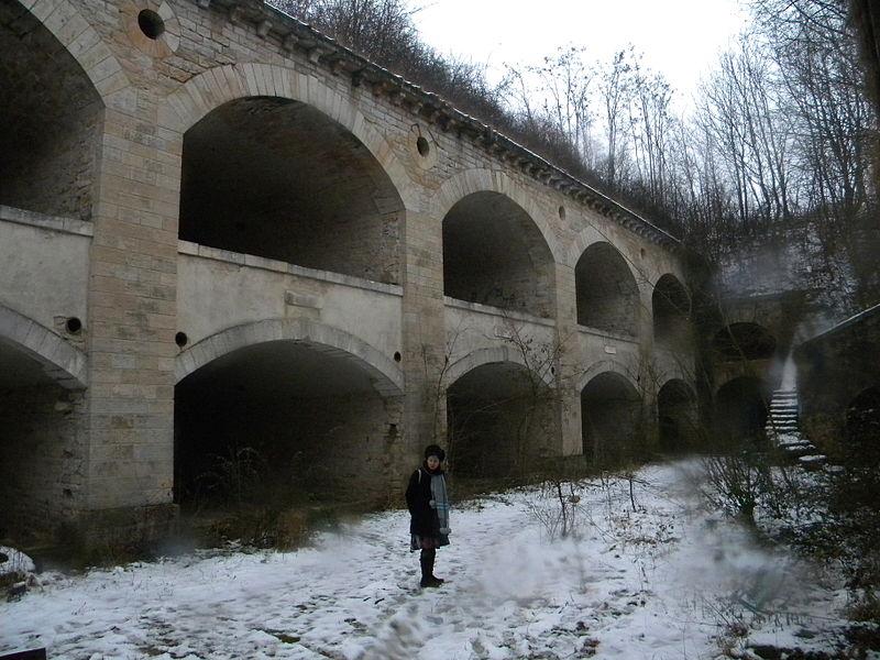 Photo du Monument Historique Fort de Varois situé à Varois-et-Chaignot