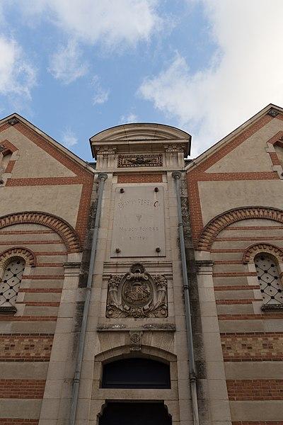 Photo du Monument Historique Maison de négoce Champy situé à Beaune