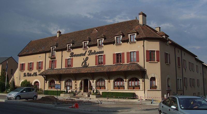 Photo du Monument Historique Ancien Hôtel de la Côte-d'Or, relais Bernard Loiseau situé à Saulieu