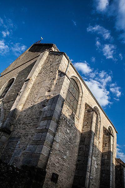 Photo du Monument Historique Chapelle et fontaine Sainte-Reine situé à Alise-Sainte-Reine