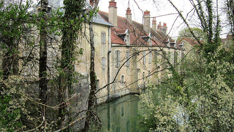 Photo du Monument Historique Château situé à Mauvilly