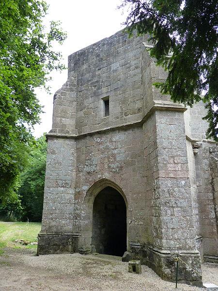 Photo du Monument Historique Chapelle Notre-Dame-de-Pitié situé à Boqueho