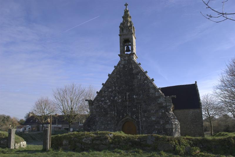 Photo du Monument Historique Chapelle de Saint-Houarneau situé à Bourbriac