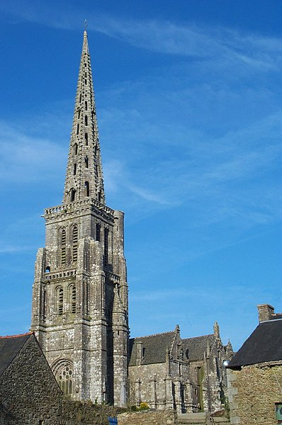 Photo du Monument Historique Eglise Notre-Dame de Bulat situé à Bulat-Pestivien